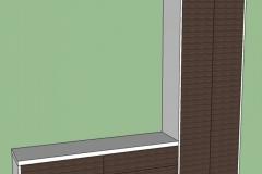 Primer 3D risbe za pomoč pri projektih