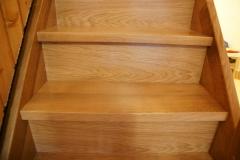 Izgled stopnice iz bližje perspektive