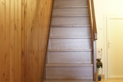 Masivne hrastove stopnice